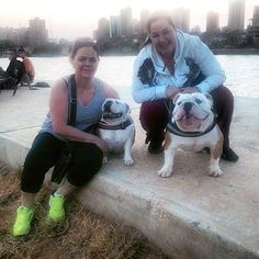 """Mascotas y amigos lo mejor del Día!!!❤️✨"" Photo taken by @capo.bulldogvzla on Instagram, pinned via the InstaPin iOS App! http://www.instapinapp.com (01/27/2015)"