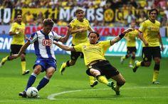 Borussia Judi Bola Resmi - Dortmund kalahkan Hertha dan mereka terus mengamankan kesempurnaan di Bundesliga dengan menundukkan Hertha.