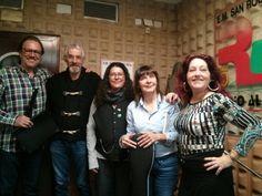 Dia de la poesia en la radio