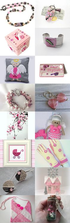 pink by styledonna on Etsy--Pinned with TreasuryPin.com