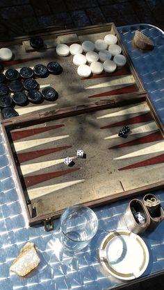 <3 Tavla (Tavli, Tawla, Backgammon)!
