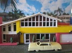 my plastic dream home.