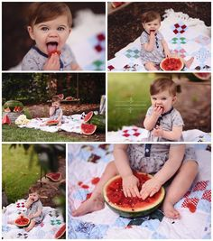 Zoey's Watermelon Session – 11 Sixteen Photography