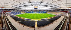 Frankfurt Commerzbank Arena by Nightline on DeviantArt