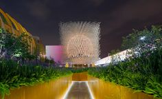 UK pavillion 'Grown in Britain: shared globally' | Food for thought: the best pavilions of Expo Milan 2015