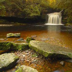 Cauldron Falls, West Burton, Bishopdale, Yorkshire Dales