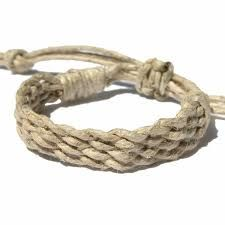 DIY Surfer Style Hemp Bracelets - love this.. would be cute for my little man!