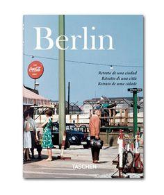BERLIN: Retrato de una ciudad.  Encuentra más libros sobre ciudades del mundo en www.giferent.com/ciudades-del-mundo