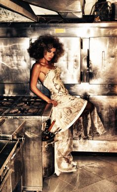 Maquillaje: Omar Duran Estilismo y diseños: Gilberto Martínez Fotografía: Ronald Quiroz