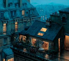Until the Earth is Freeeee!!!!!!!!!, andantegrazioso: An evening in Paris