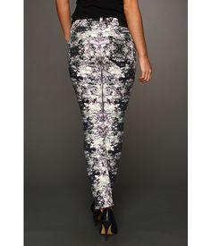 DKNY Jeans Crystal Print Jegging