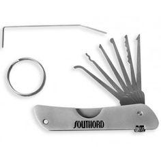 Pocket Lock Pick Sets (Jackknife) - JPXS-6