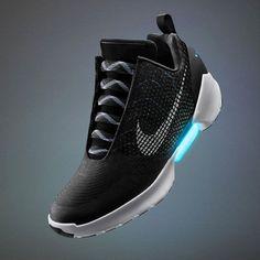 Nike HyperAdapt 1.0 in Schwarz