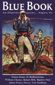 Blue Book .[1936-08]