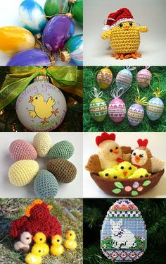 Easter is coming! :) The Chicken or the Egg