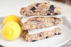 Recipe : Blueberry Lemon Scones