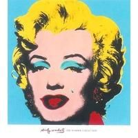 Marilyn, 1967 (on blue ground) By Andy Warhol: Category: Art Currency: GBP Price: GBP40.00 Retail Price: 40.00 Image Credit: ©/®/TM The…