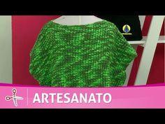 Vida com Arte | Blusa em tricô por Mateus Moraes - 08 de Agosto de 2016 - YouTube