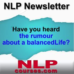 Have you heard the rumour about having a balanced life? Me too. I find this an interesting idea. What does having a balanced life mean? Click here