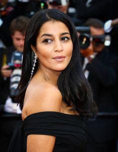 Les cheveux longs de Leila Bekhti au Festival de Cannes 2016