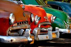 Cuba, la Havane #travel #cuba #havana #cars // August