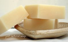 natural soap labels | It's unscented ……