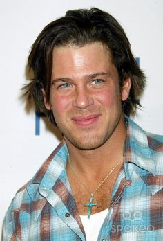 "christian kane | Christian Kane at the anniversary party ""Moto 7"" hosted by Motorola ..."