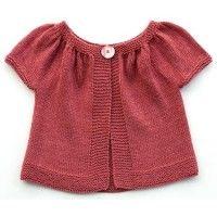 Child's sweater pattern