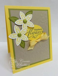 F4A64 Flower Fest by iluvstamping13 - Cards and Paper Crafts at Splitcoaststampers