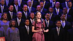 Broadway Artist Joins Mormon Tabernacle Choir Pioneer Day Concert