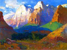 Franz Bishoff (1864-1929) Austrian-American