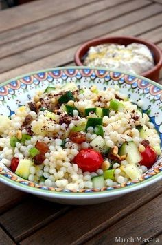 Lemony Couscous Salad 24 Easy Healthy Lunches To Bring To Work In 2015 Healthy Lunches For Work, Healthy Snacks, Healthy Recipes, Work Lunches, Detox Recipes, Healthy Cooking, Healthy Eating, Cooking Recipes, Vegetarian Cooking