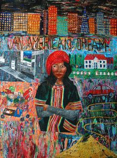 PACITA ABAD (1946-2004) is an Asian-American artist, born in Batanes, Philippines