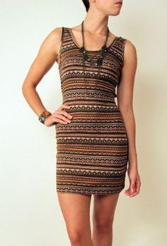 Mayan Harvest Dress