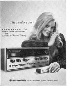 Kenwood, 1970
