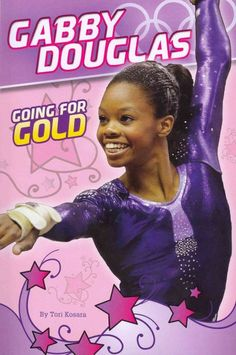 New biography that discusses the life of the Olympian, including her family, how she started in gymnastics, and her Olympic success. (http://alpha2.suffolk.lib.ny.us/record=b4600091~S3).