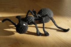 Crochet * Ant
