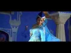 """Aishwariya Rai's dance in the movie Umrao Jaan. One of the most beautiful scenes I have seen in a Bollywood movie. She plays a girl who is kidnapped and raised to become a courtesan and in this song she sings of the pain and suffering she has endured as a courtesan.   Song title: """"Pooch Rahe Hain"""""""