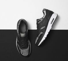 """Nike-2015-BHM-Collection Nike WMNS Air Max 1 Ultra Moire """"BHM"""""""