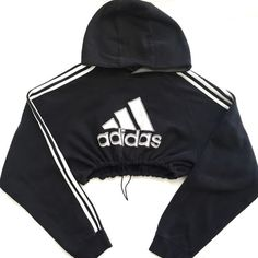 HouzDeco – Interior Design and Home Decor Ideas Lazy Day Outfits, Chill Outfits, Sporty Outfits, Cute Outfits, Crop Top Adidas, Adidas Cropped Hoodie, Adidas Crop Sweater, Bauchfreier Pullover, Baskets Adidas