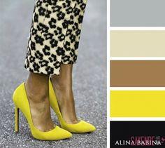 Hangi Renk Hangi Renkle Uyumlu | Kadına Dair Herşey