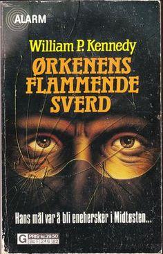 Ørkenens flammende sverd av William P. Reading, Books, Movies, Movie Posters, Libros, Films, Book, Film Poster, Reading Books