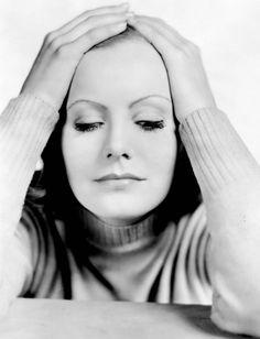 silentsandbeyond:  Greta Garbo.1930 Portrait.