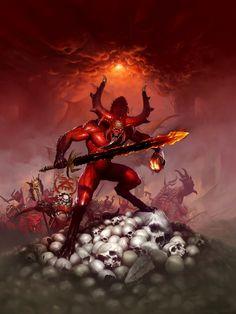 Blades of Khorne #Warhammer #AgeOfSigmar #GamesWorkshop