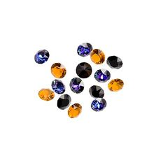 Origami Owl - You'll be the ghostess with the mostest with our Limited Edition Peek-A-Boo Sparkle Swarovski Crystal Stardust Pack! Dress up your Locket look with this multi-colored Stardust pack that includes Jet, Tangerine and Heliotrope Crystals. Add your favorite Halloween Charms for a look that is too cute to spook!  www.charmingsusie.origamiowl.com  15 pieces: 4 Jet, 5 Tangerine, 6 Heliotrope