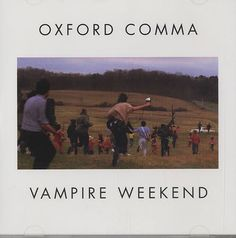 who gives a f*ck about an oxford comma?