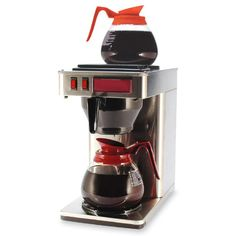 2-Burner Coffee Maker