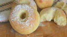 Beignets, Plum Cake, Italian Desserts, Dinner Rolls, How Sweet Eats, International Recipes, Healthy Cooking, Sweet Tooth, Vegan Recipes