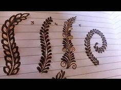 Henna Flower Designs, Basic Mehndi Designs, Mehndi Designs For Girls, Mehndi Designs For Beginners, Dulhan Mehndi Designs, Mehndi Design Pictures, Wedding Mehndi Designs, Mehndi Designs For Fingers, Flower Henna