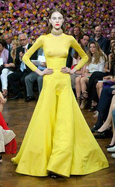 Dior-Dior- Alta Costura pasarela 2013